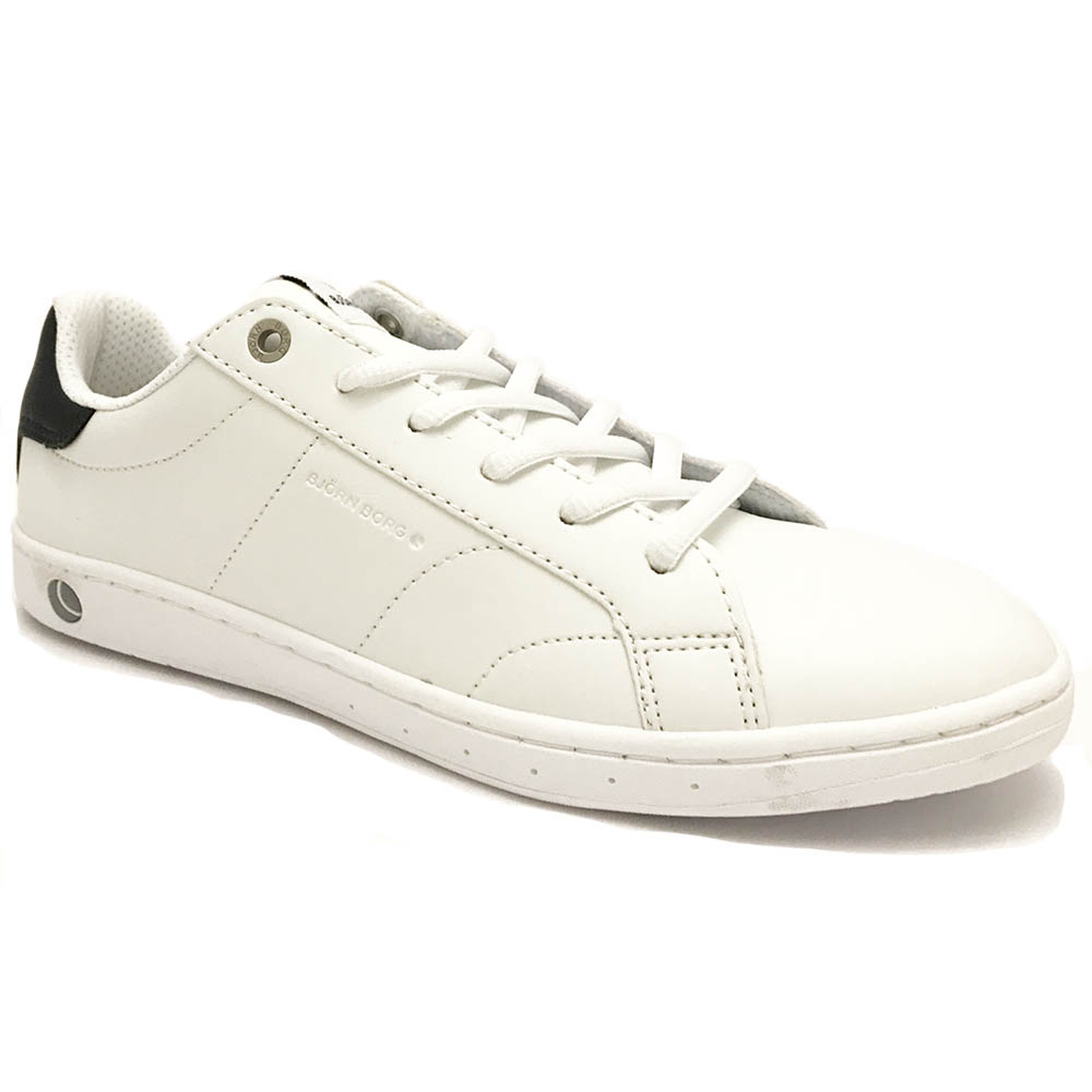 Witte Bjorn Borg Sneakers T300 Low