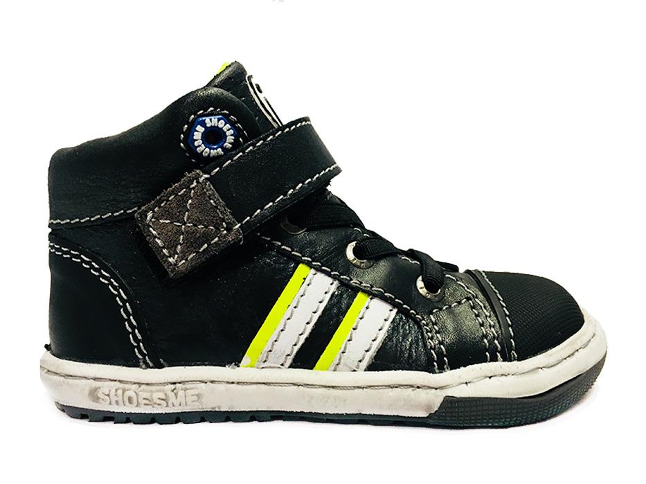 Zwarte ShoesMe Veterschoenen Extreme Flex