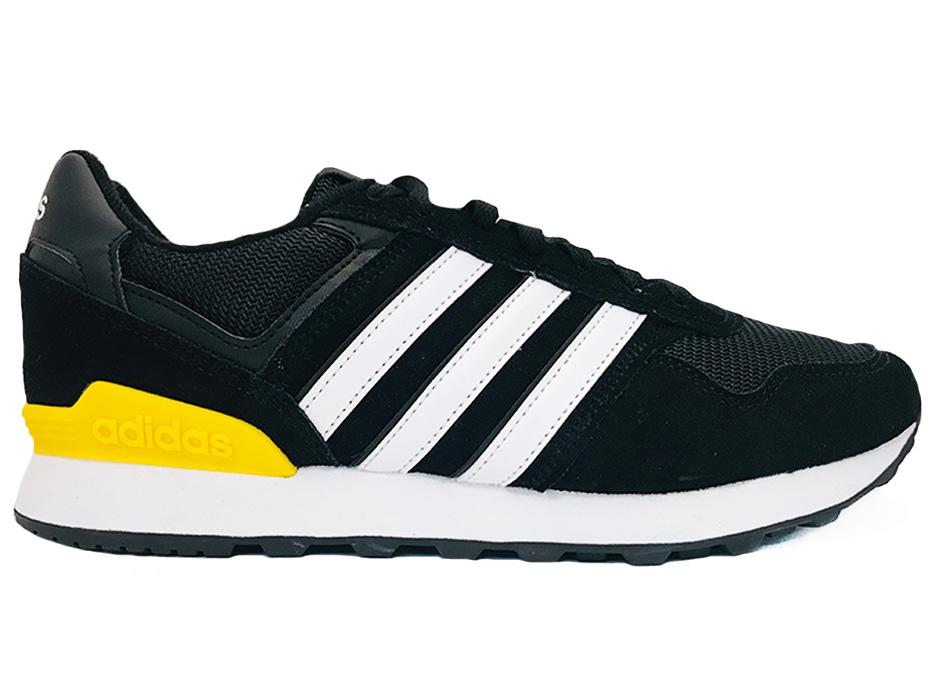 Image of Zwarte adidas Sneakers 10K