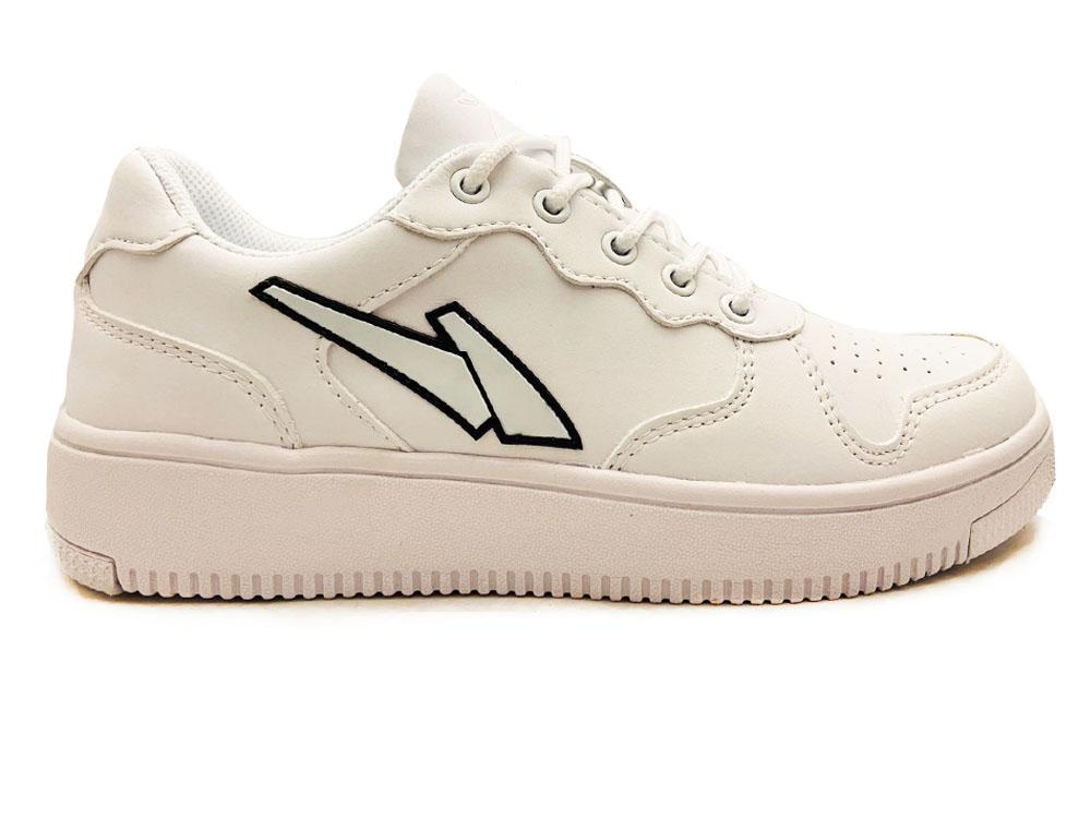 Witte Piedro Sport Sneakers