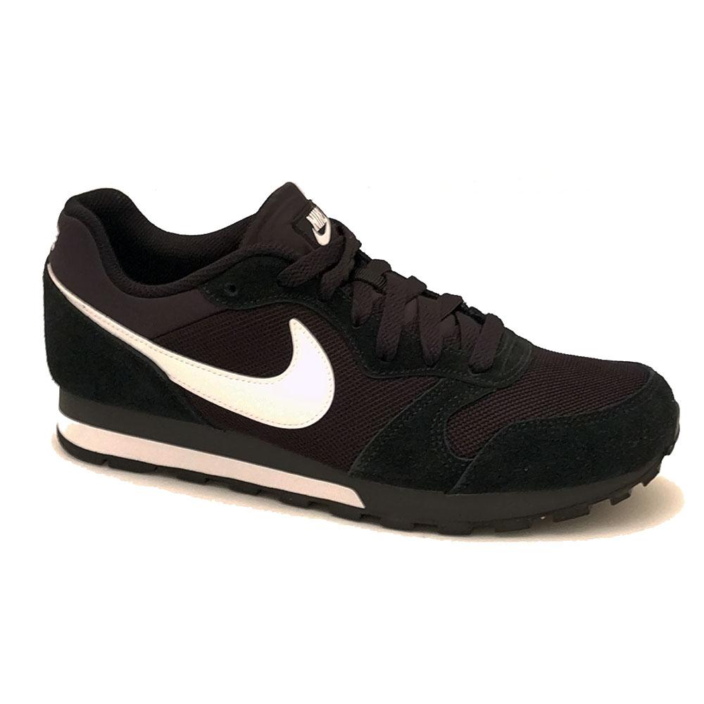 Zwarte Nike MD Runner 2 Sneakers
