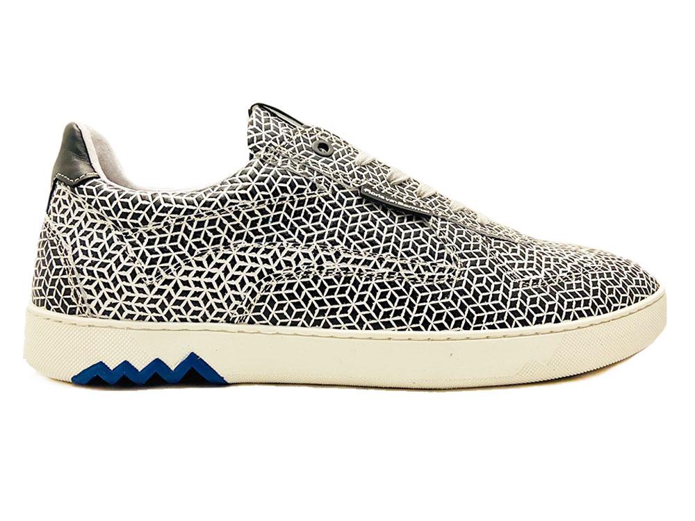 Witte Floris van Bommel Sneakers