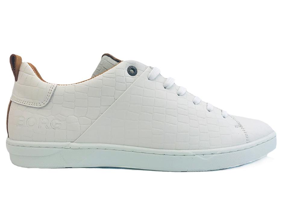 Witte Bjorn Borg Sneakers Kendrick CRC