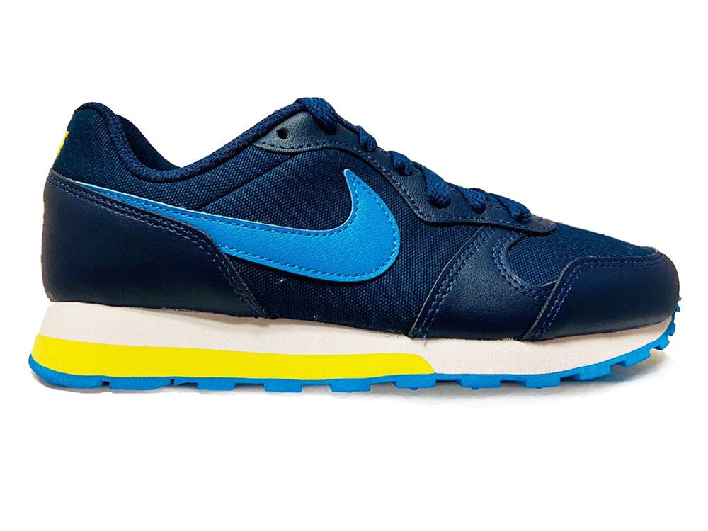 Blauwe Nike Sneakers MD Runner 2 Kids
