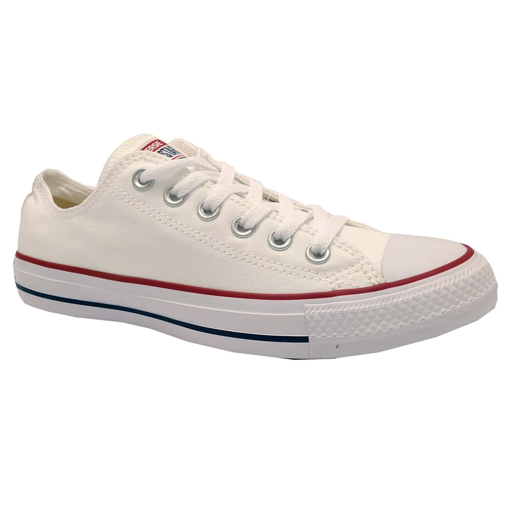 Lage Converse Chuck Taylor All Star White