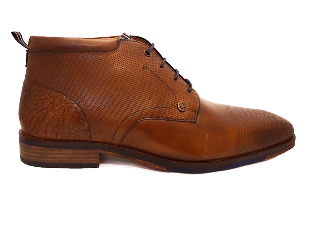 Bruine Australian Veterschoenen Albany Leather