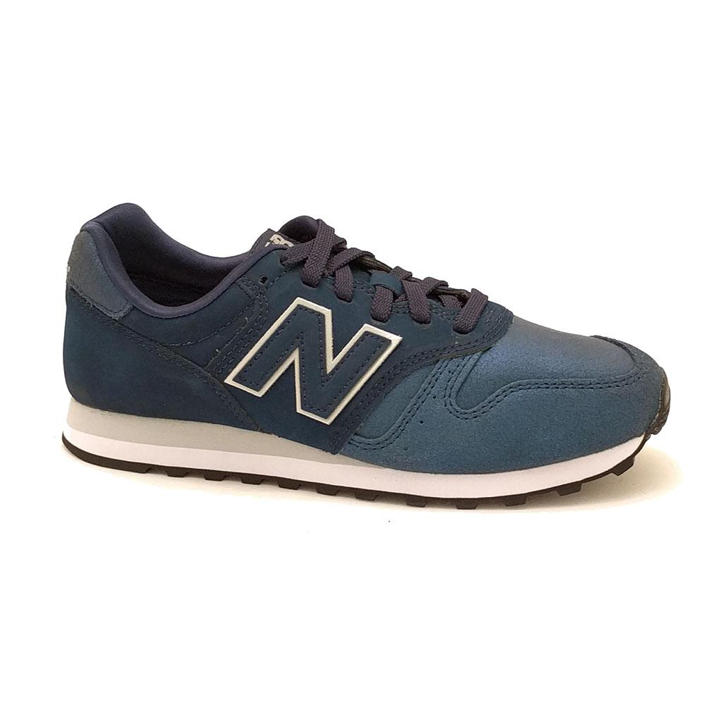 blauwe new balance wl373 sneakers verest schoenen. Black Bedroom Furniture Sets. Home Design Ideas