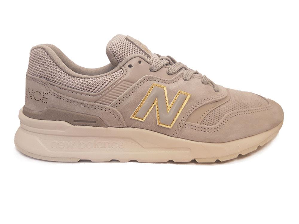 Grijze New Balance Sneakers 997