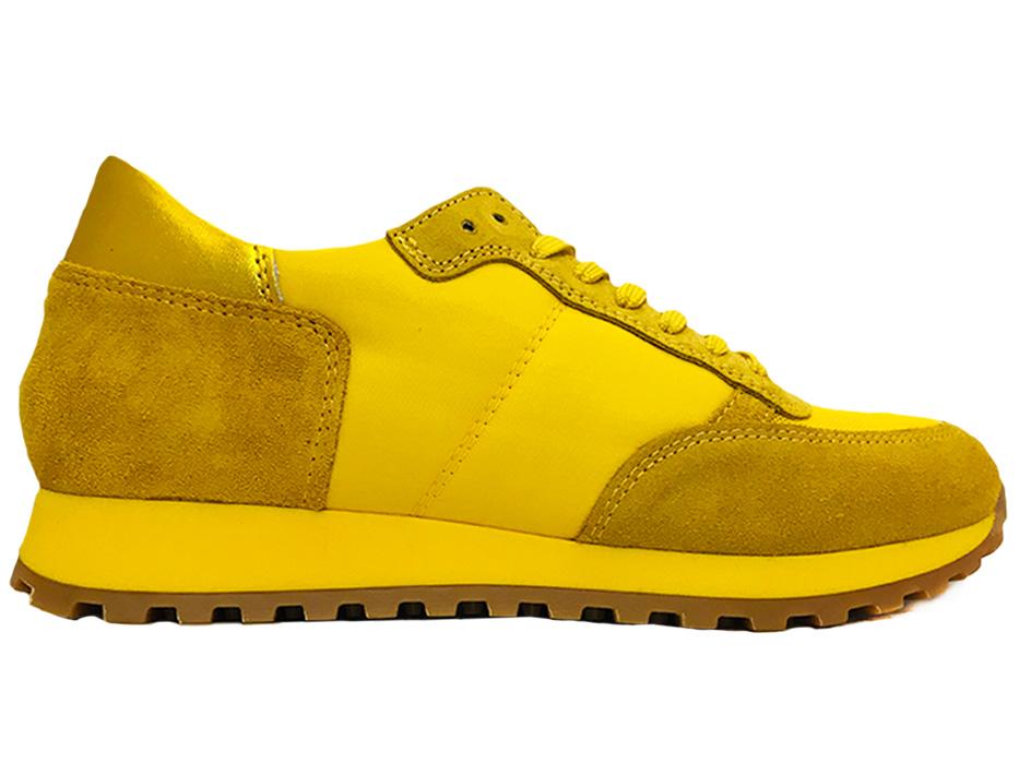 Gele Hip Sneakers