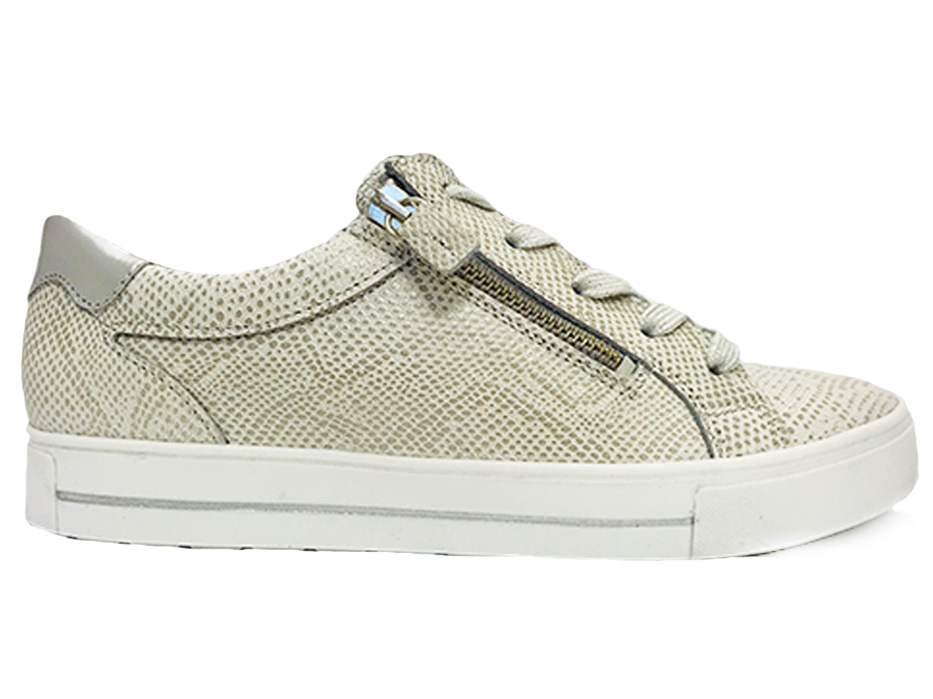 Witte Common Pairs Sneakers Kim 11 White Snake