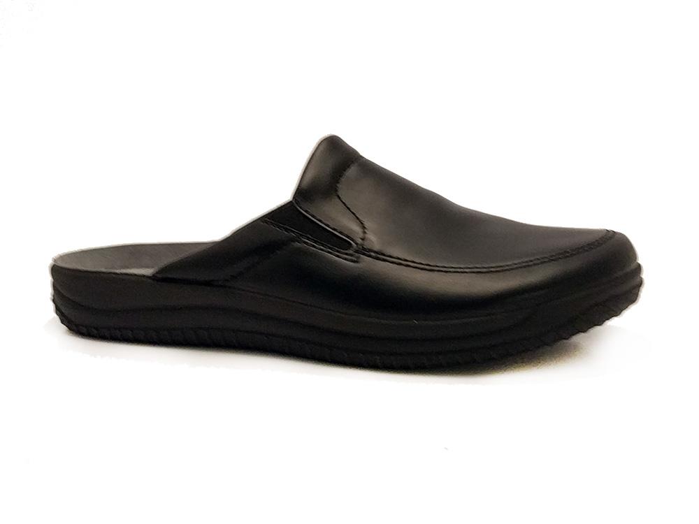 Zwarte Rohde Pantoffels
