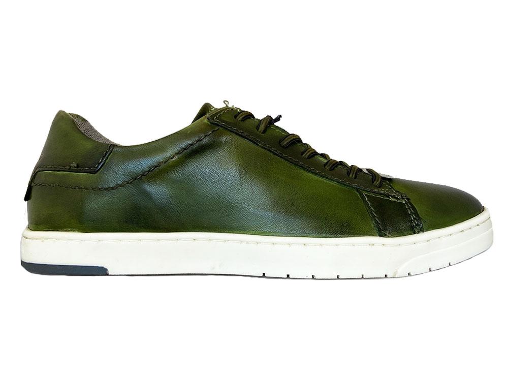 Groene Bugatti Sneakers Orazio