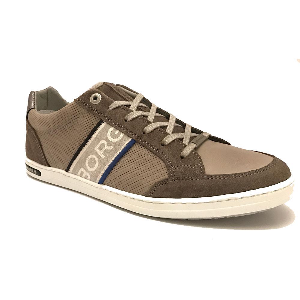 Grijze bjorn borg veterschoenen graham verest schoenen - Graham en bruine behang ...
