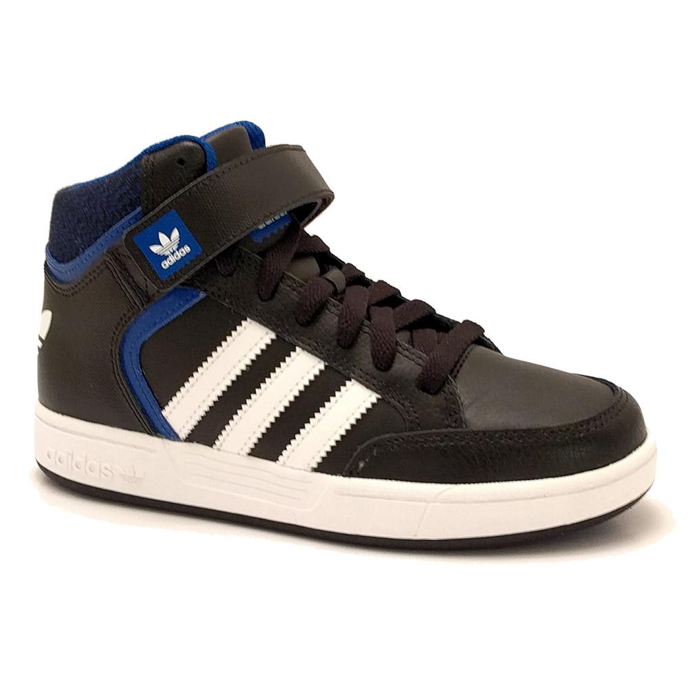 Zwarte Adidas Varial Mid Sneakers