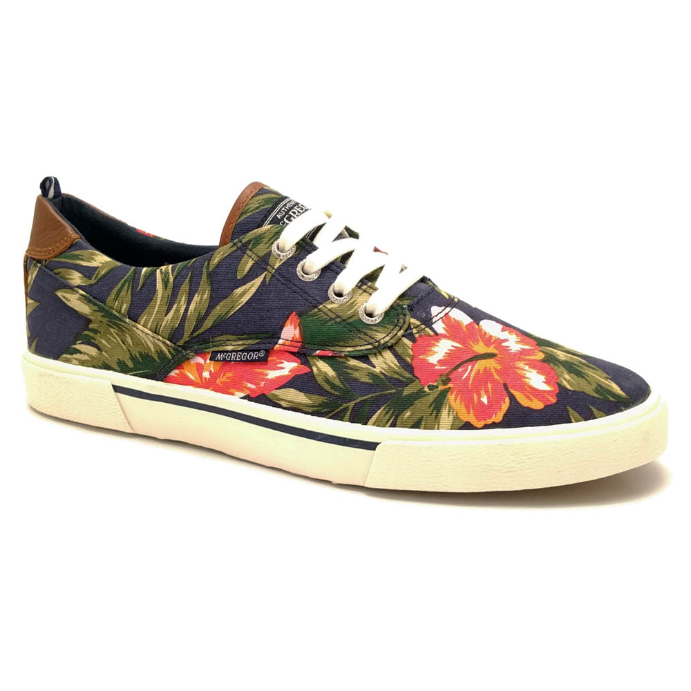 Blauwe McGregor Veterschoenen Surf Hawaii