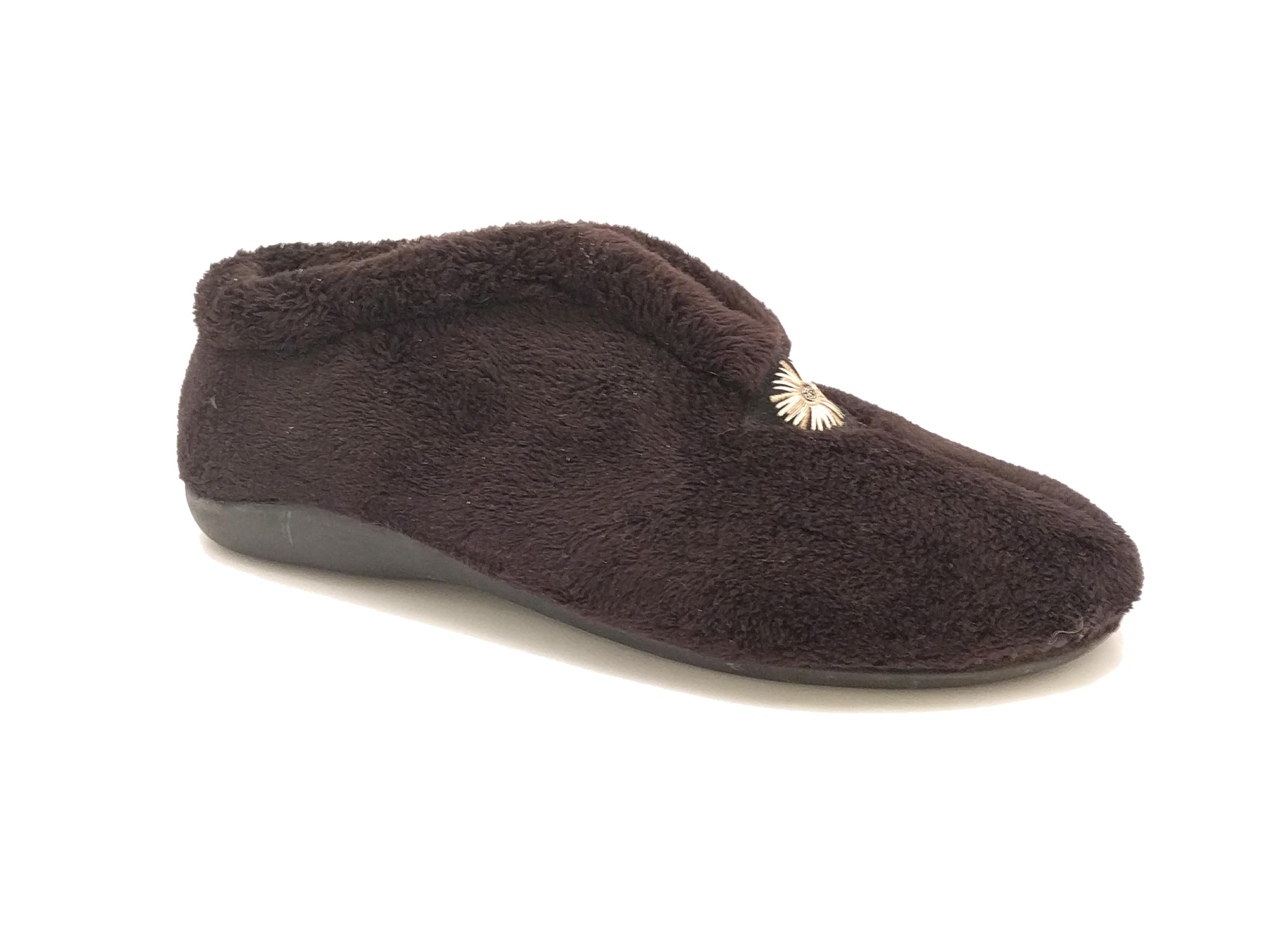 Zwarte Lozoya Pantoffels