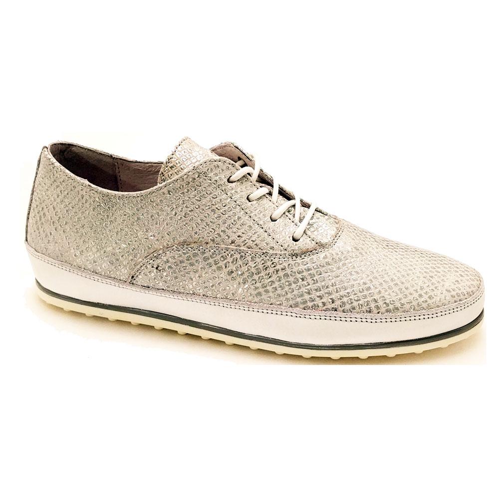 Zilveren Aqa Sneakers