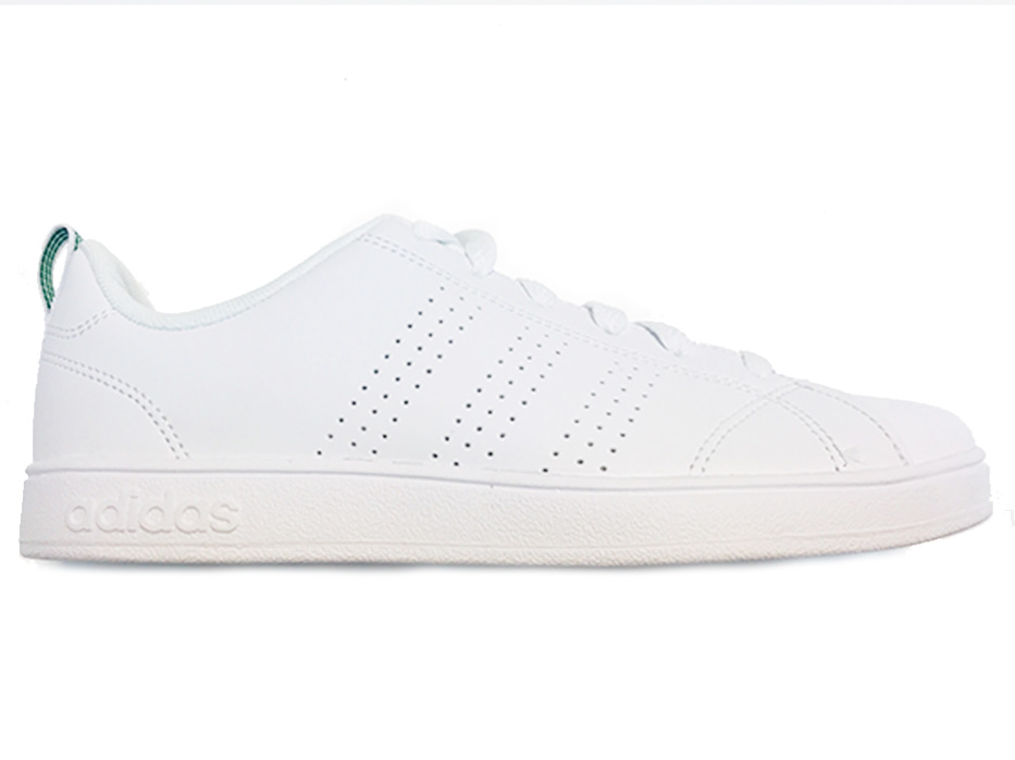 Witte adidas Sneakers VS Advantage Clean