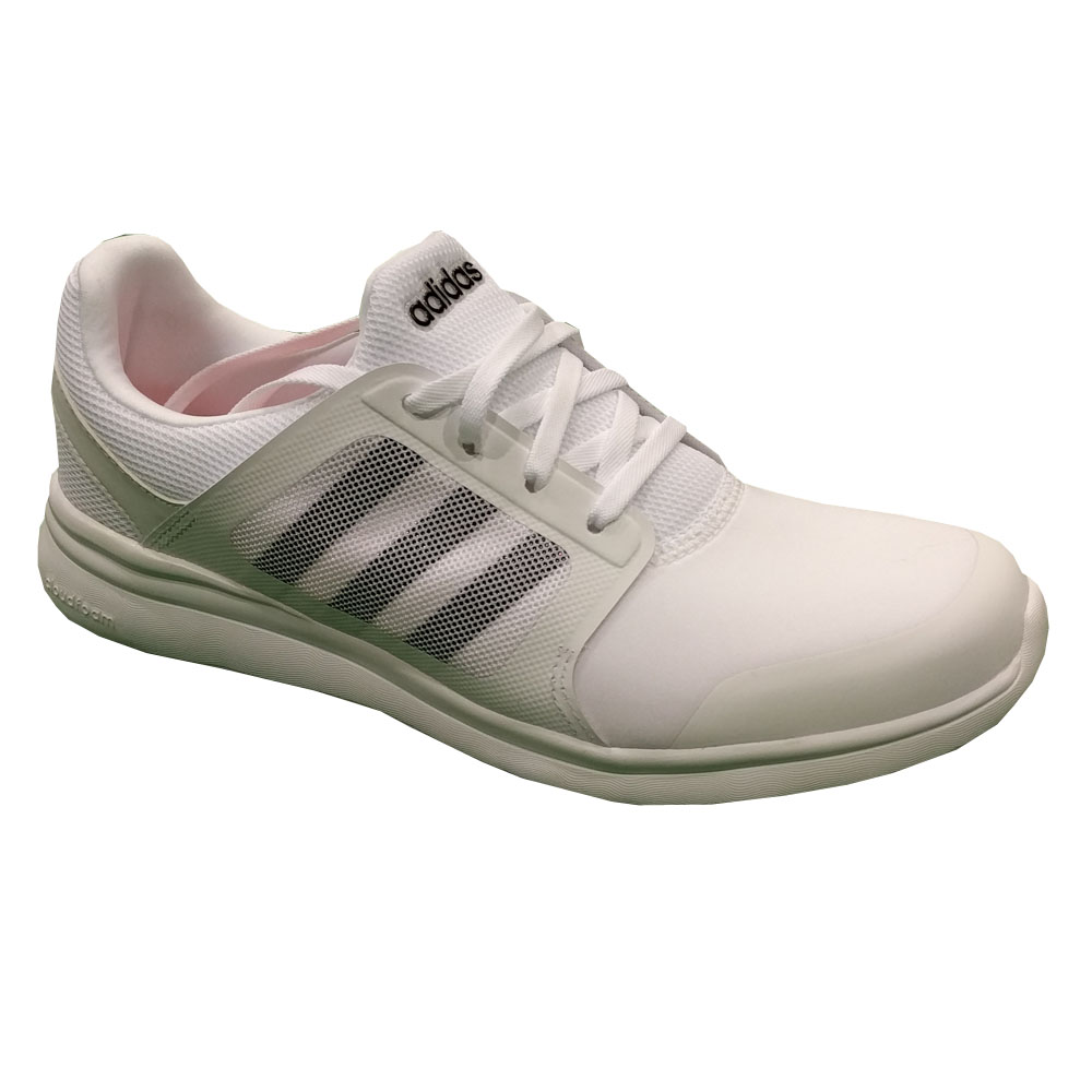 Witte Adidas Sneakers Cloudfoam Xpression