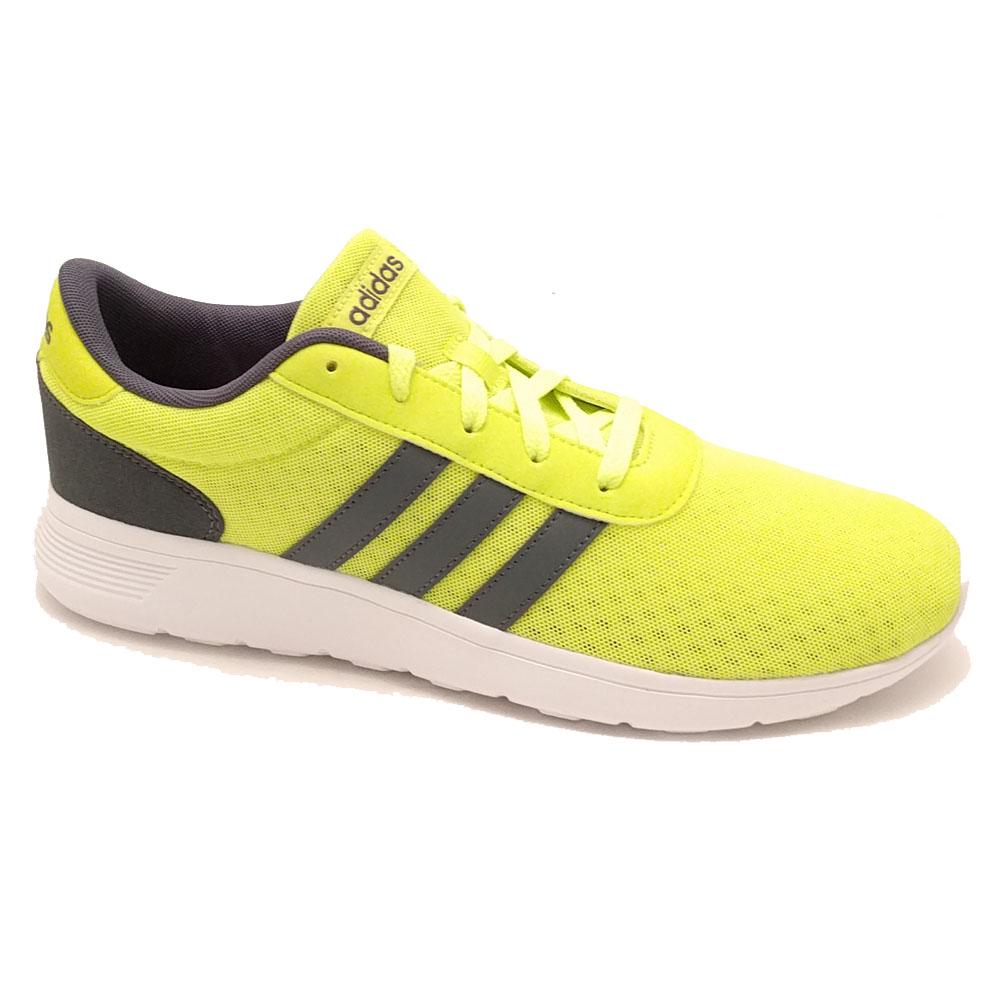Gele Adidas Sneakers Lite Racer