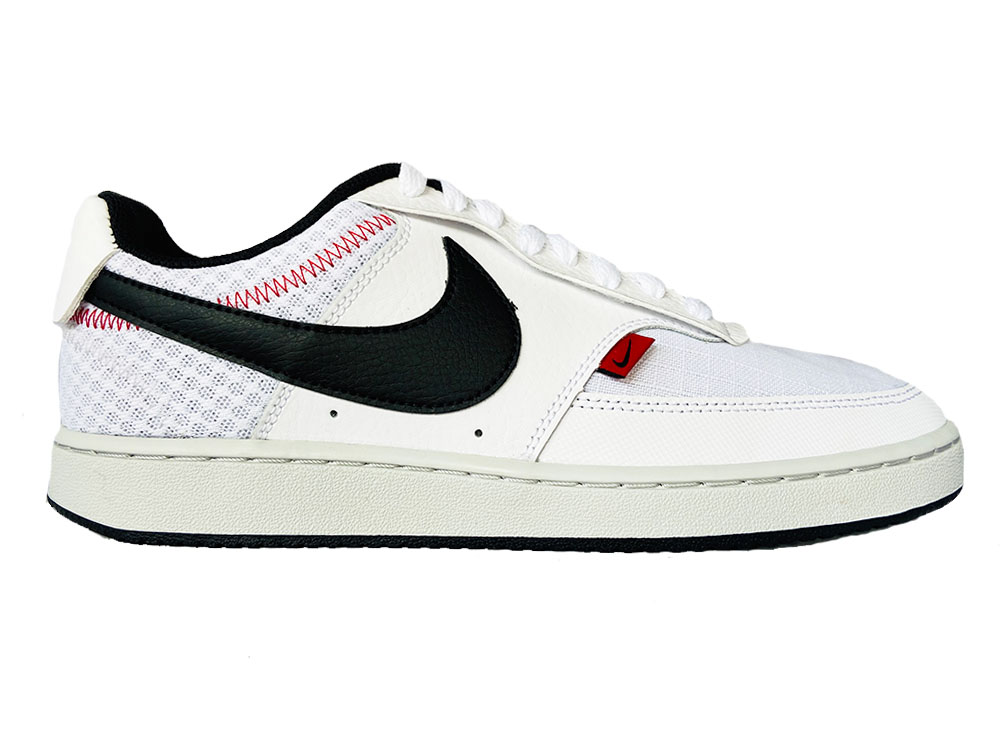 Witte Nike Sneakers Court Vision Low Premium