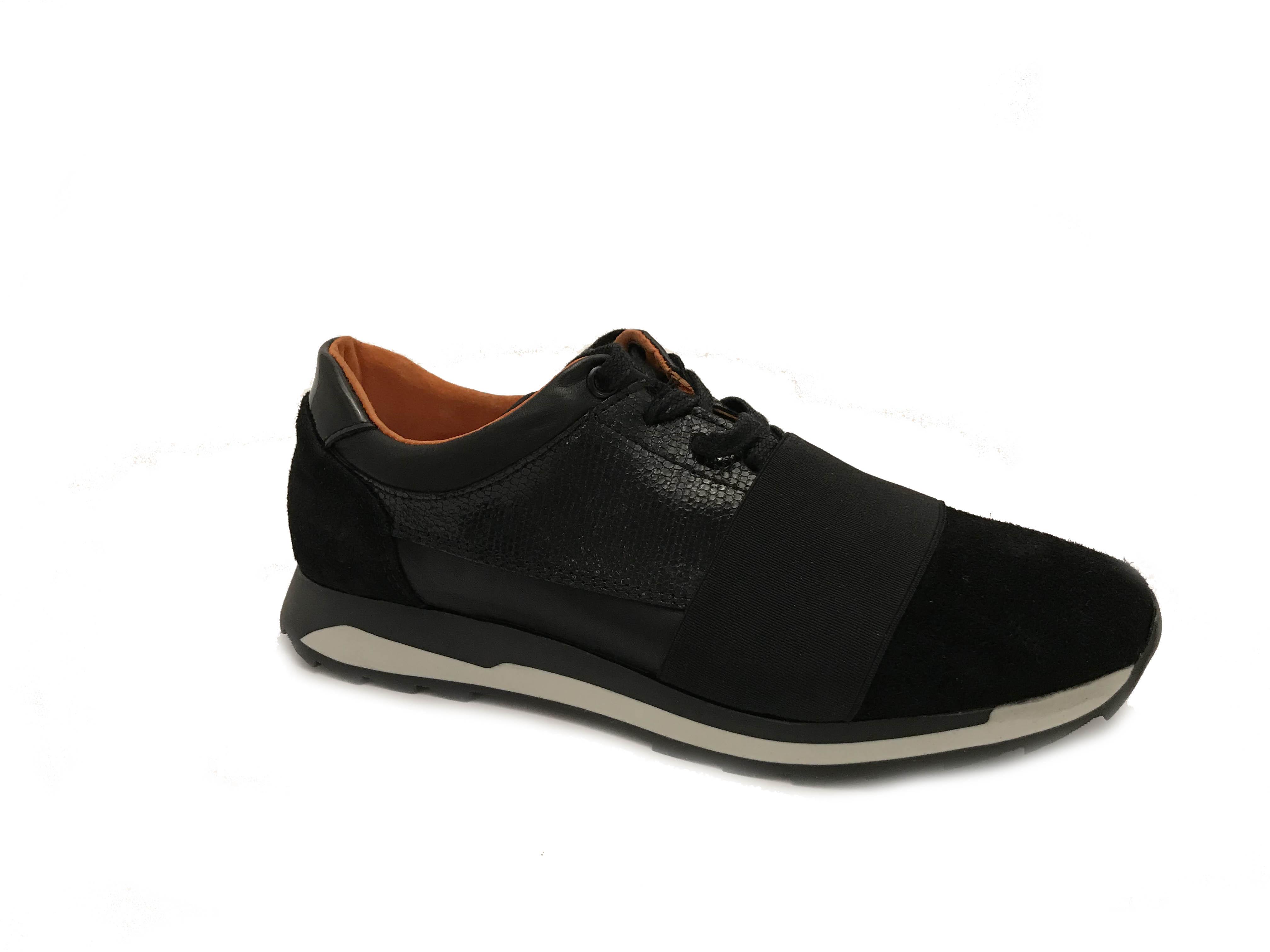 Zwarte Post Xchange Sneakers Carly 75