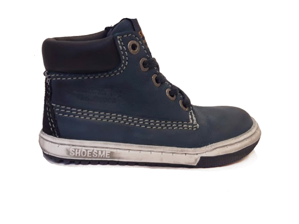 Blauwe ShoesMe Veterschoenen Extreme Flex