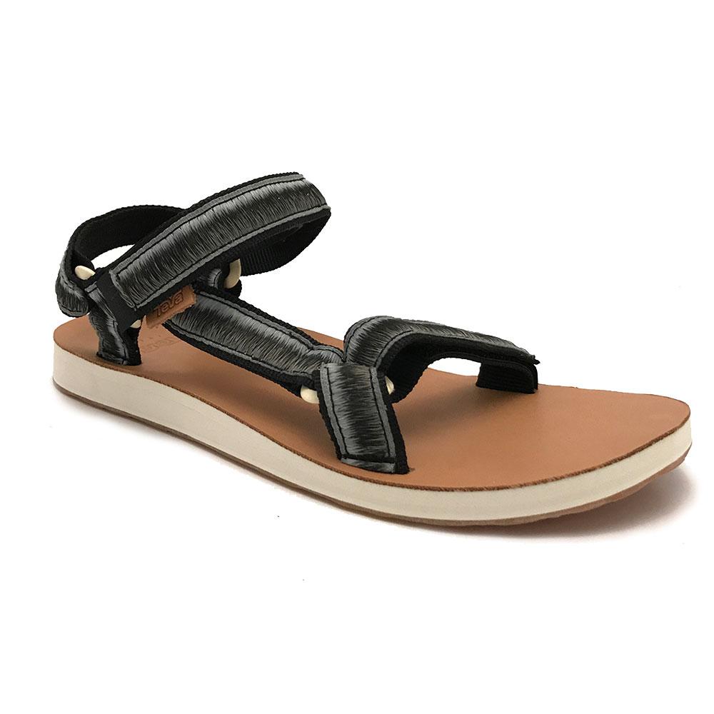 zwarte teva sandalen original universal black verest schoenen. Black Bedroom Furniture Sets. Home Design Ideas