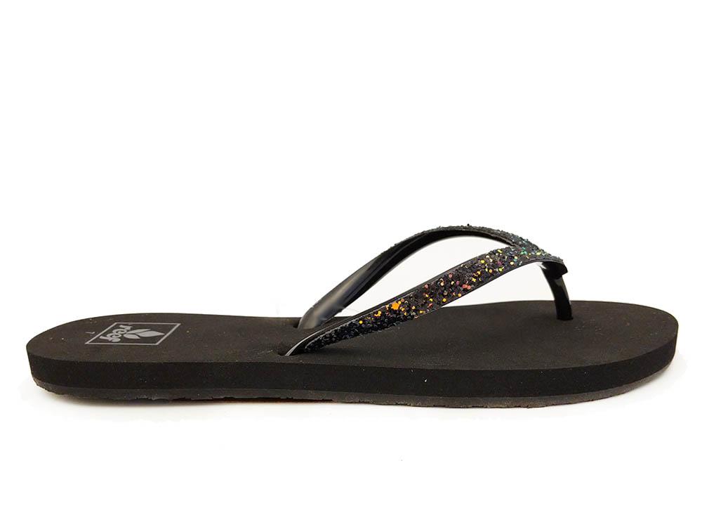 Chaussures De Récif Noir Pour L'été Pour Les Hommes 3WBHJktK