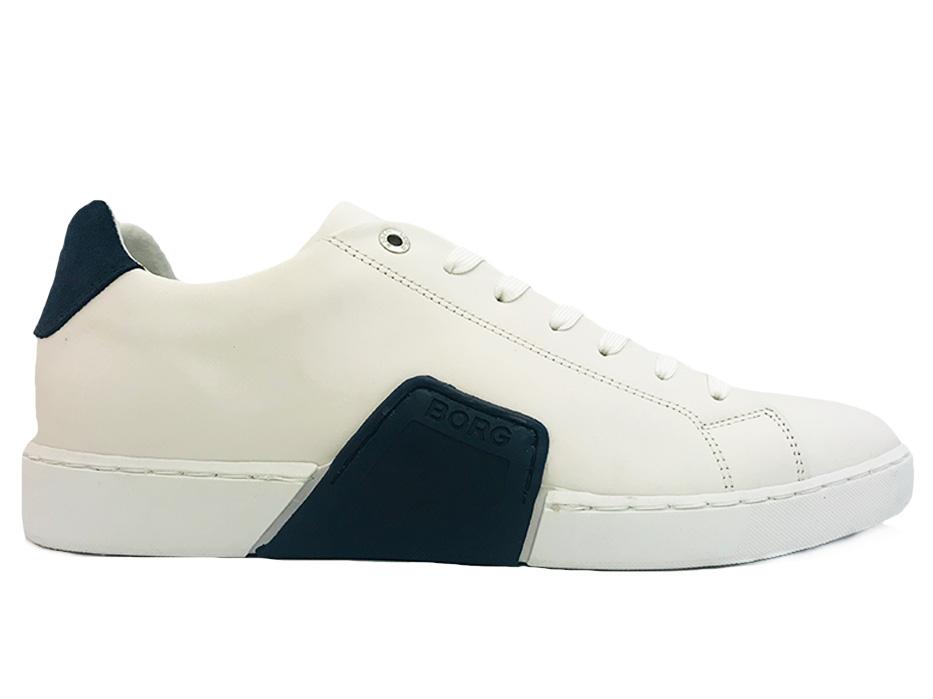 Witte Bjorn Borg Sneakers Clip