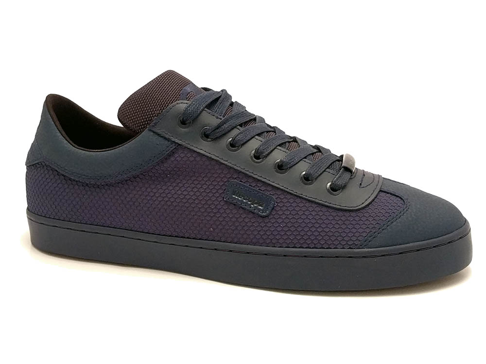 Blauwe Cruyff Sneakers Santi