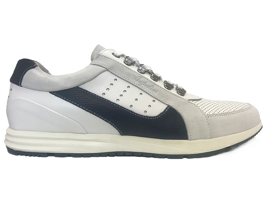 Witte Australian Veterschoenen Gregory Leather