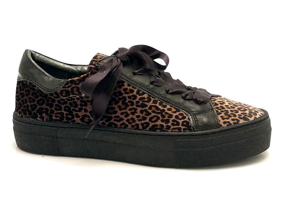 Zwarte Hip Sneakers