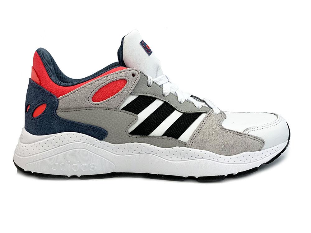 e6408ca791f Witte adidas Sneakers Chaos - Verest Schoenen