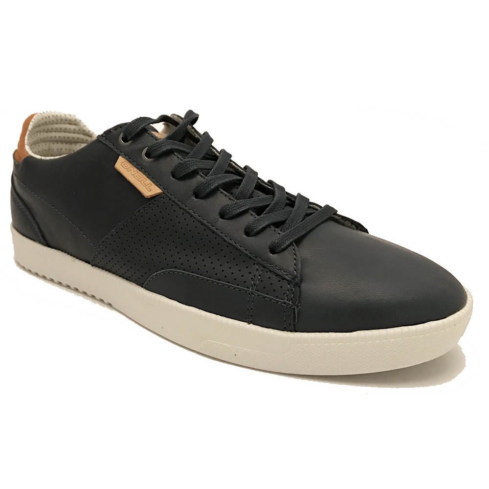 Blauwe O'Neill Veterschoenen Mutant Low Leather