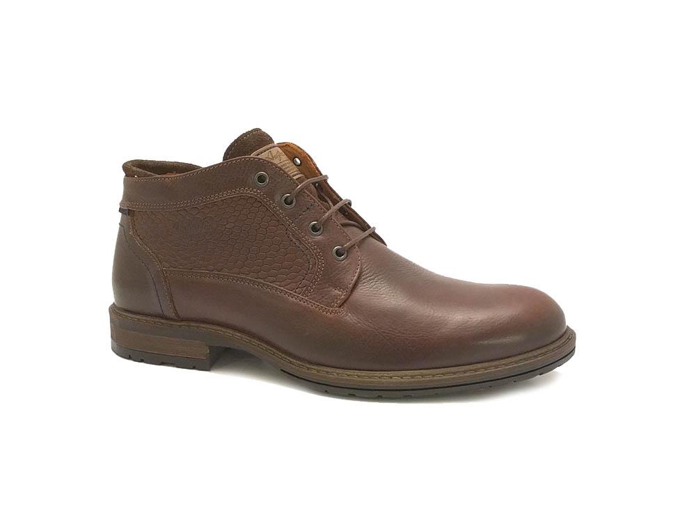 Bruine Australian Veterschoenen Warner Leather