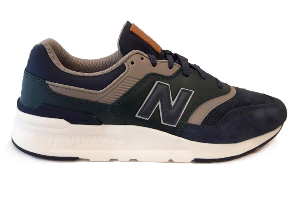 Blauwe New Balance Sneakers 997