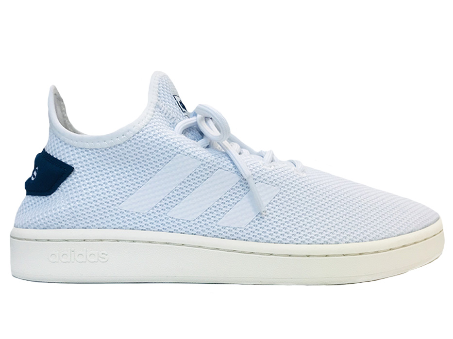 Image of Witte adidas Sneakers Court Adapt