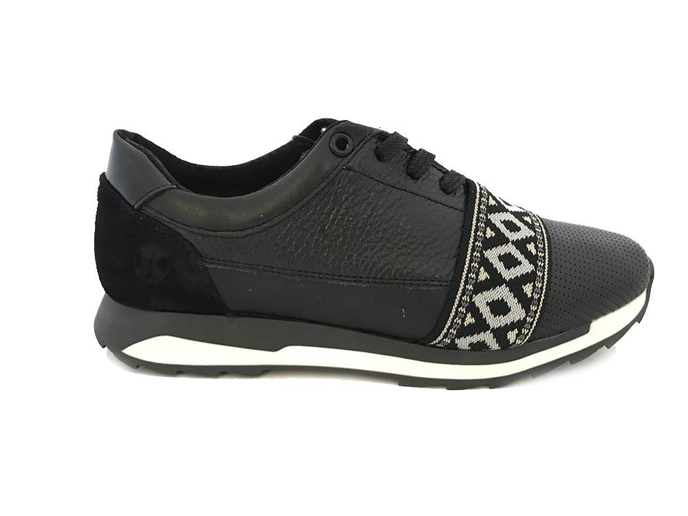 Zwarte Post Xchange Sneakers Carly 79