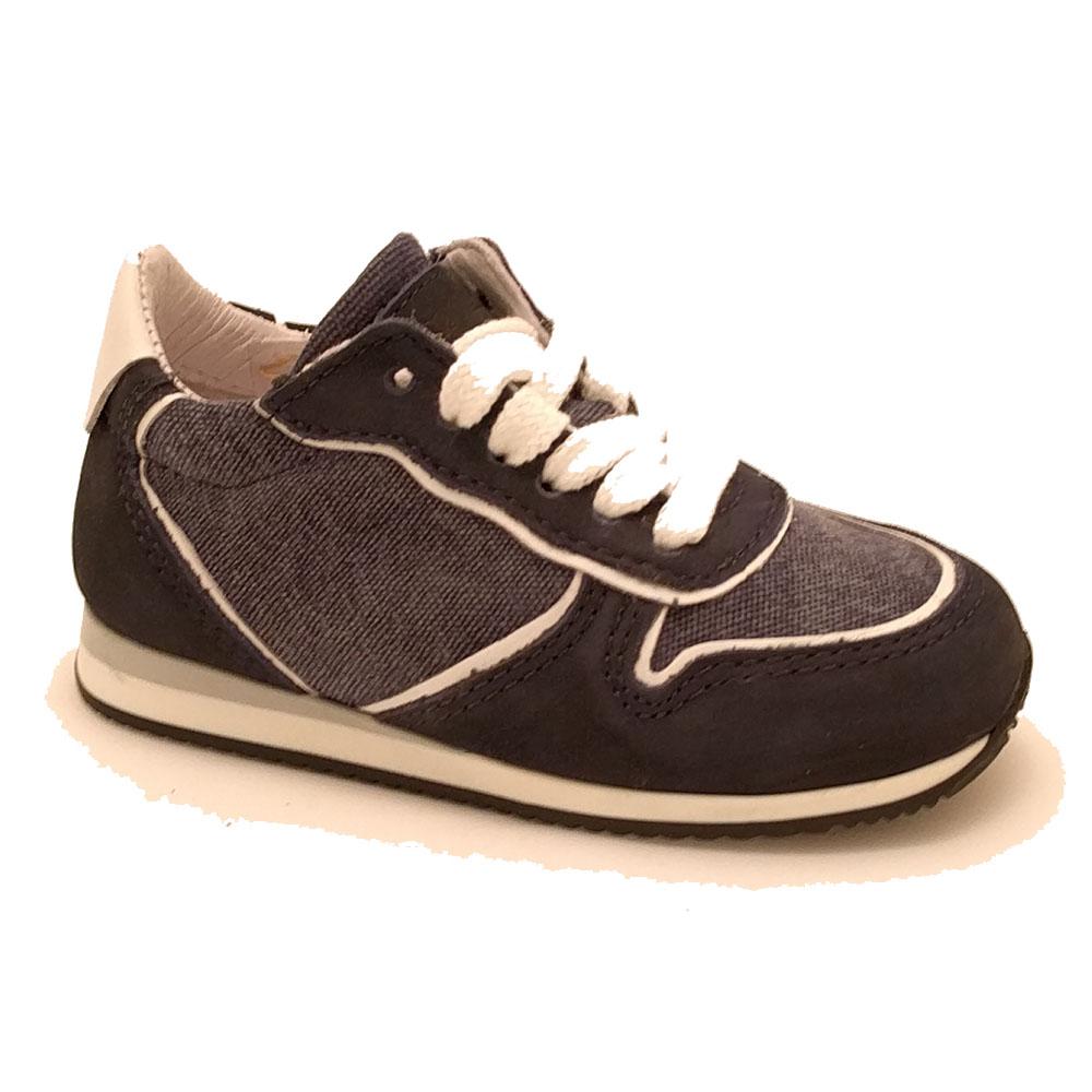 Blauwe Pinocchio Sneakers
