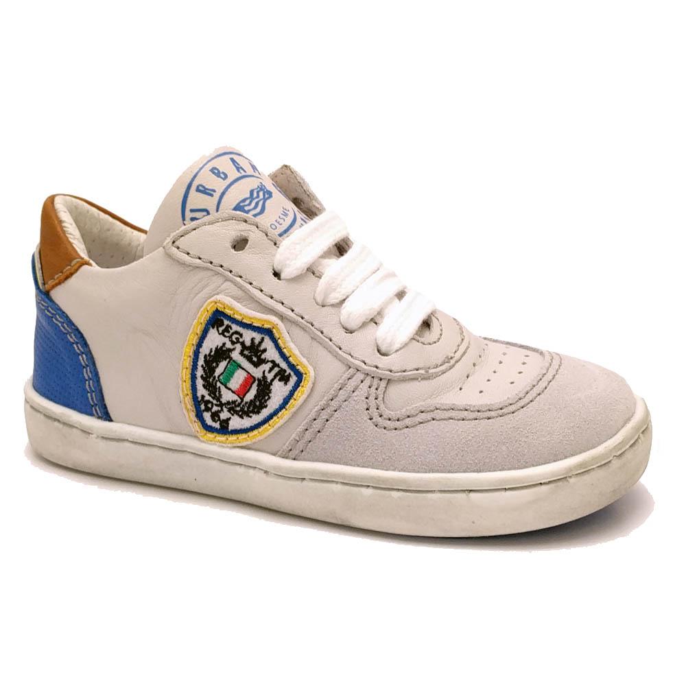 Witte ShoesMe Veterschoenen