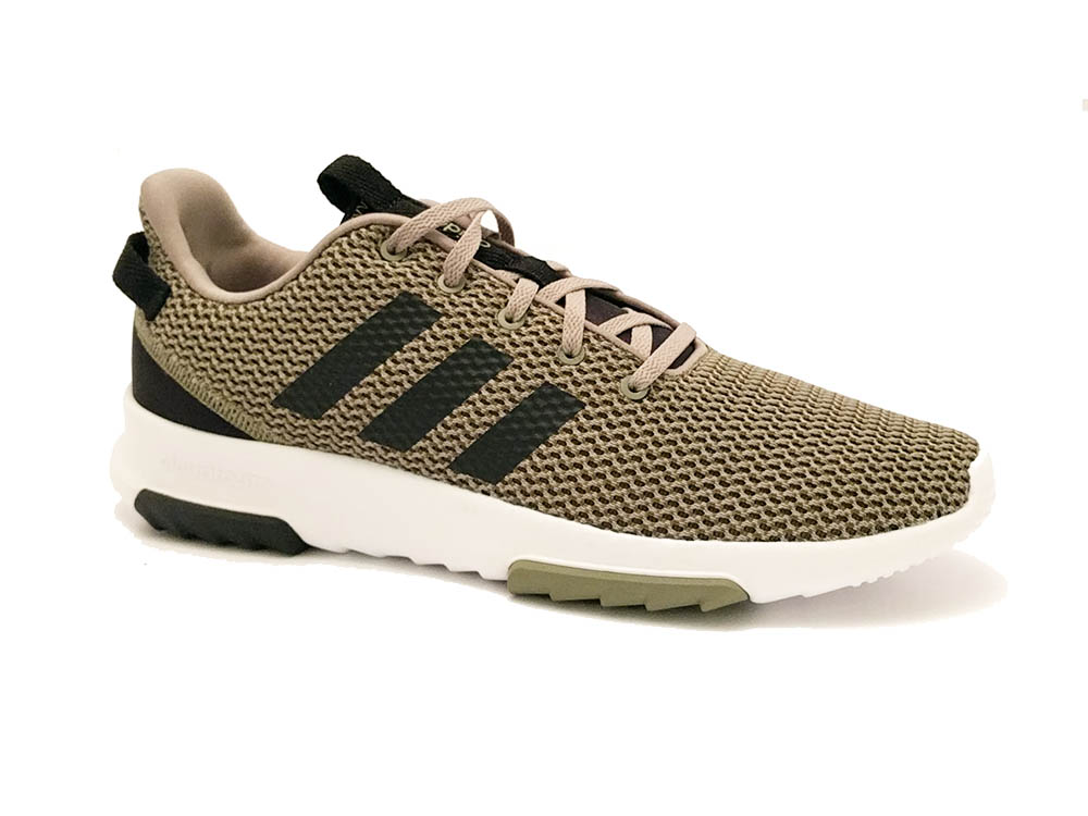 Groene adidas Sneakers Cloudfoam Racer TR