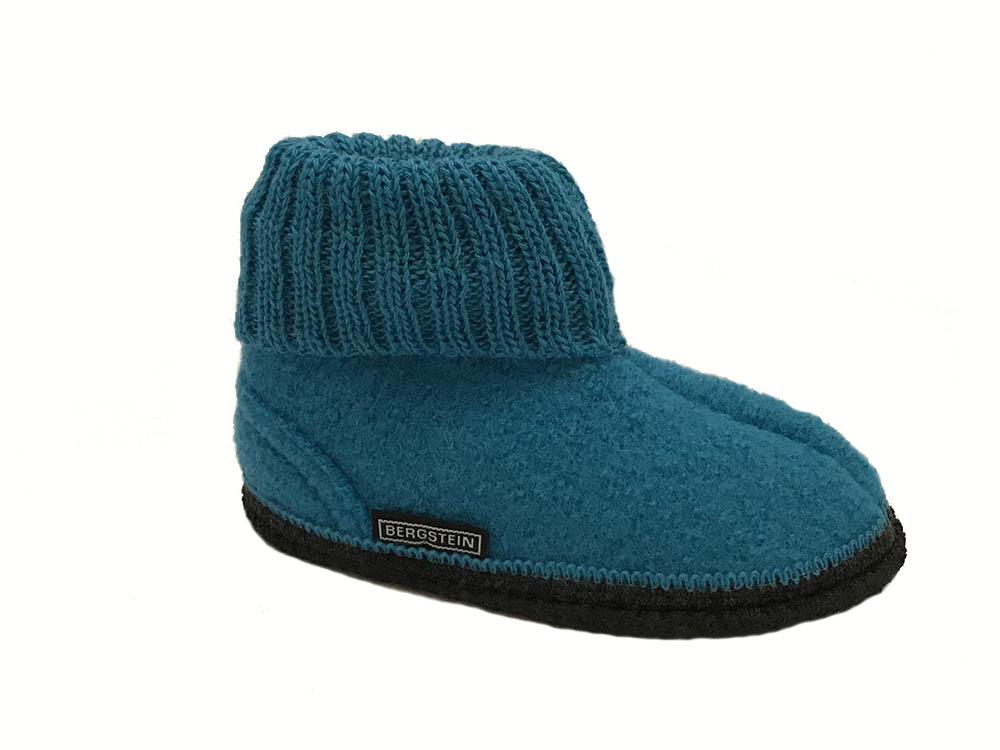 Blauwe Bergstein Pantoffels Cozy