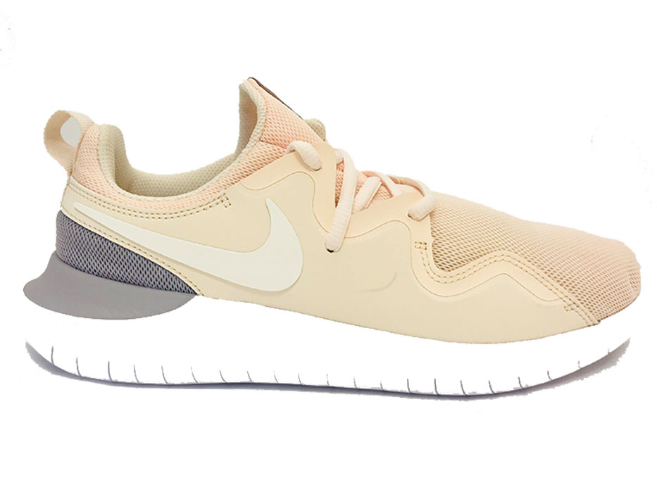 Oranje Nike Sneakers Tessen Guava Ice