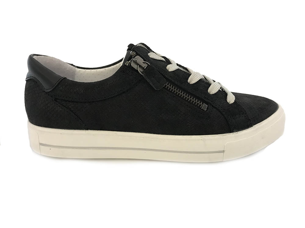 Zwarte Common Pairs Sneakers Black Coruna