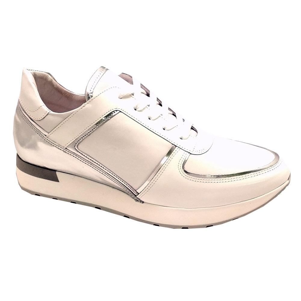 Witte Hip Sneakers