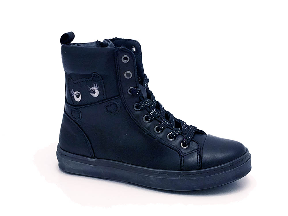 Blauwe Little David Veterschoenen Minou 1