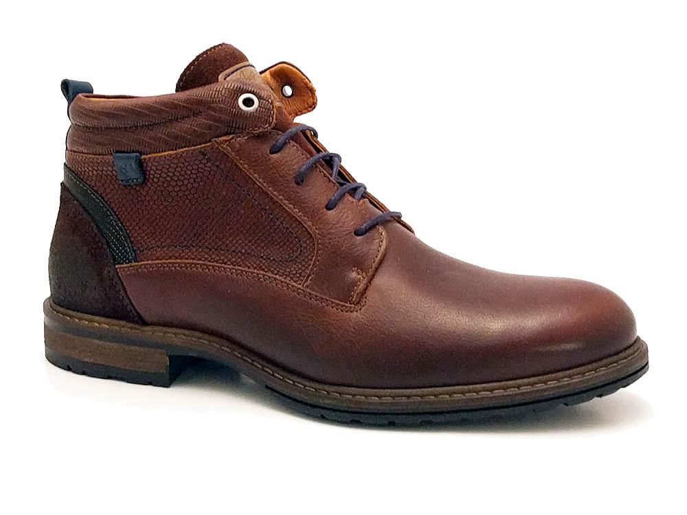 Bruine Australian Veterschoenen Conley Leather