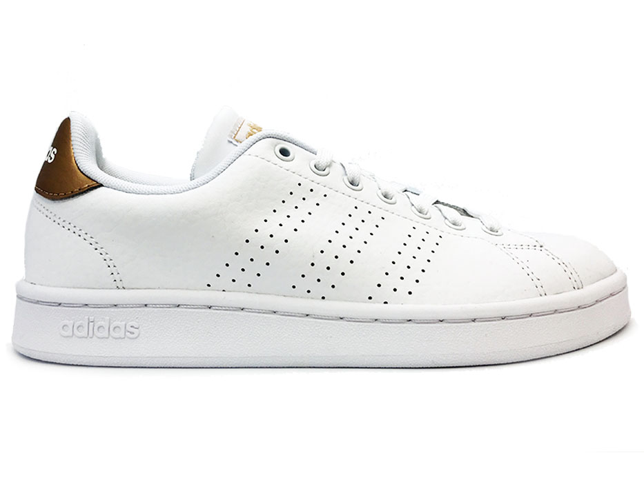 Image of Witte adidas Sneakers Advantage