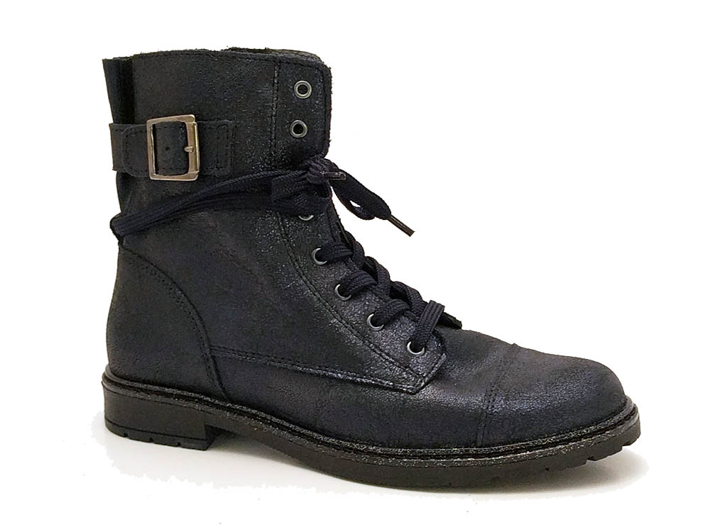 Blauwe Little David Veterschoenen Filicia 1